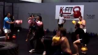 preview picture of video 'The Pumas takes on K-Fit with Freek Carelse in Nelspruit'