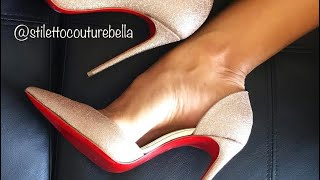 Christian Louboutin | Review Of Iriza | Shoe Closet