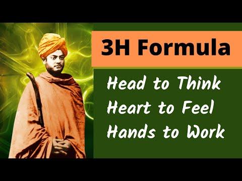Swami Vivekananda's Message to Indian Youth - Swami Bodhamayananda