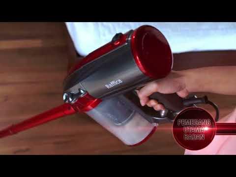Raffica Multi Cyclone Vacuum Cleaner Linkath