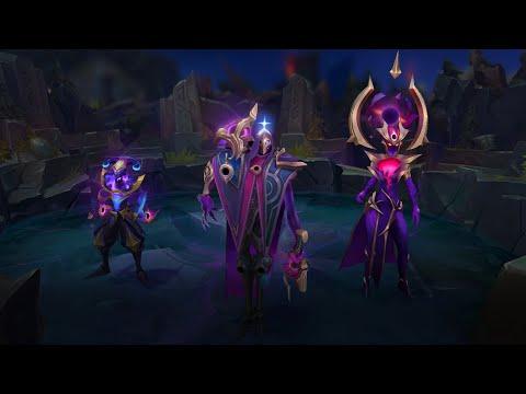 Estrella Oscura 2019 | Tráiler de aspectos - League of Legends