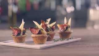 Appenzeller® Muffins mit Mohn und Feigen Video