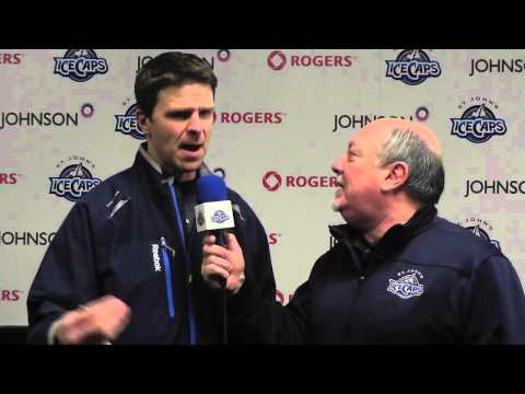 Keith McCambridge - IceCaps 360 (Mar. 6, 2014)