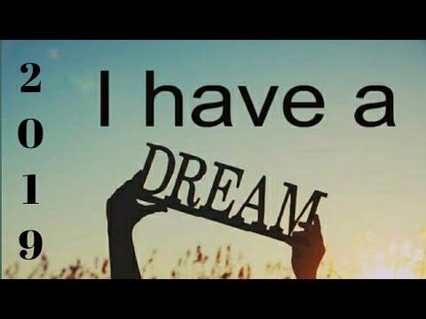 I Had a Dream.