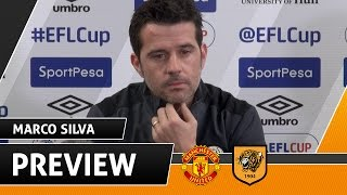 Manchester United V The Tigers  Preview With Marco Silva