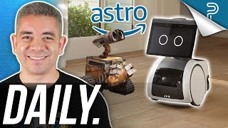 Amazon Made a Wall-E Robot for $999, Google Pixel 6 Pricing & more!
