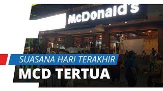 McDonalds Tertua di Indonesia Ditutup, Ratusan Orang Ramai-ramai Datangi McD Sarinah hingga Mengular