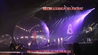 2NE1 ~ PRETTY BOY (Sub. Español+Karaoke)