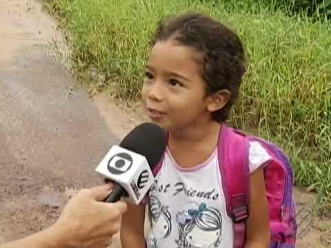 Calendário JL vai ao Conjunto Geraldo Palmeira, em Ananindeua   G1 Pará   Jornal Liberal 1ª Edição