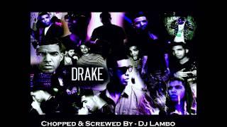 [HD] Drake - The Search [Chopped & Screwed By - Dj Lambo]