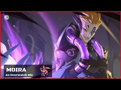 Music for Playing Moira 💜 Overwatch Mix 💜 Playlist to play Moira