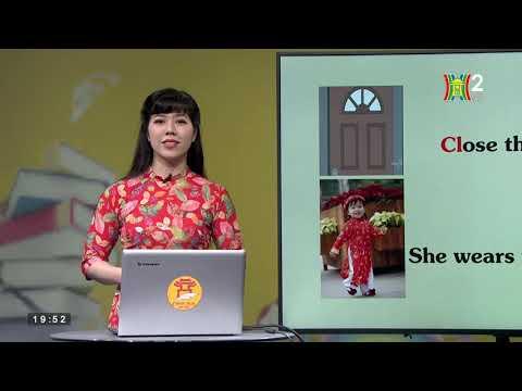 MÔN TIẾNG ANH - LỚP 4 | Unit 15: When's Children's day? | 16H00 NGÀY 27.04.2020 I HANOITV