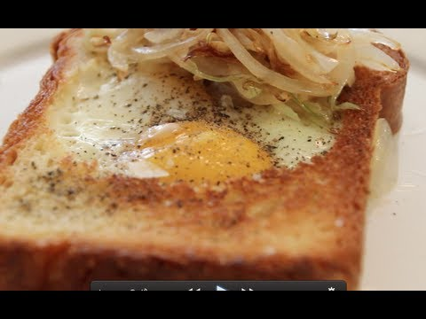 Eggs & Toast-How to and Recipe | Byron Talbott