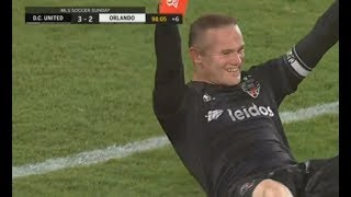 Wayne Rooney vs Orlando City SC Highlights | D.C. United vs Orlando City SC 12/08/2018