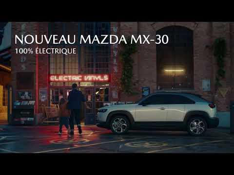 Musique pub Mazda MX-30 l Spot TV    Juin 2021