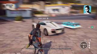 Just Cause 3 Part 5 Game Play Finish Province Find Hidden Missions PS4 Game PLay