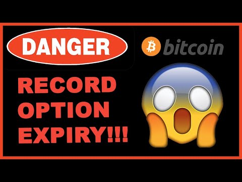 Bitcoin Crash Or Buy The Dip? Record Options Expiry This Friday!
