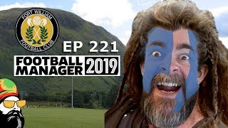 FM19 Fort William FC - The Challenge EP221 - Scottish Premiership - Football Manager 2019