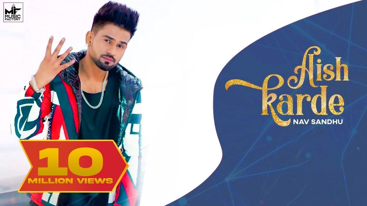 Aish Karde Lyrics in hindi   Nav Sandhu   New Punjabi Songs   Latest Punjabi Songs 2020   Starboy Music X   Gurmukh Singh- LyricsMegeet