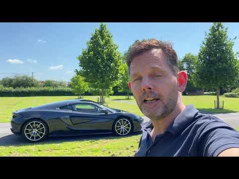 McLaren 570S GT Video