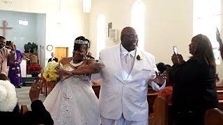 My Moms Wedding Vlog (Lavender & Yellow Wedding)