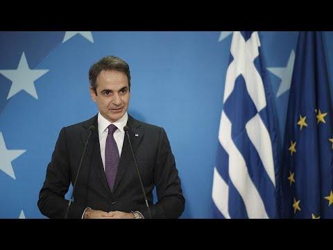 Κυρ. Μητσοτάκης: Η Ευρώπη έκανε ένα βήμα. Οι κυρώσεις δεν είναι αυτοσκοπός, είναι όμως εργαλείο…
