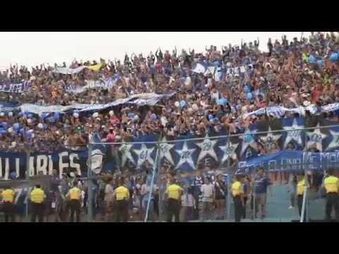 """""""Boca del Pozo en el estadio Modelo (cantando cada vez son menos)"""" Barra: Boca del Pozo • Club: Emelec"""