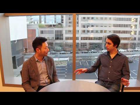 NeoDevCon Interviews With Da Hongfei & Bryan Myint