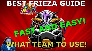 Dokkan Battle LR Frieza Event | Fastest Way To Farm LR Frieza | Best Guide