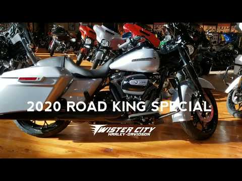 2020 Harley-Davidson® Road King® Special : FLHRXS