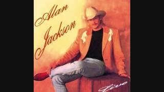 """Seven Bridges Road"" - Alan Jackson (Lyrics in description)"
