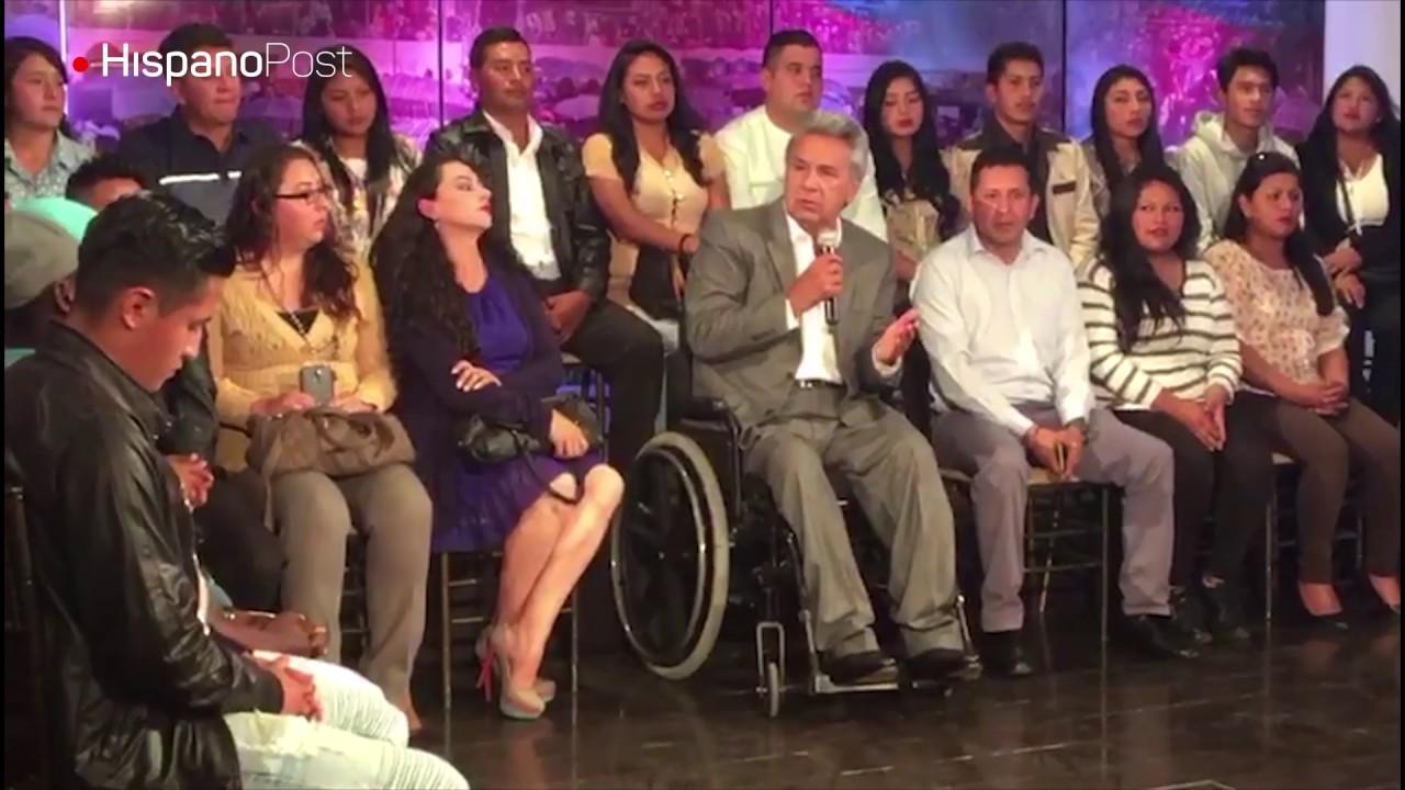 Lenín Moreno es ratificado presidente de Ecuador