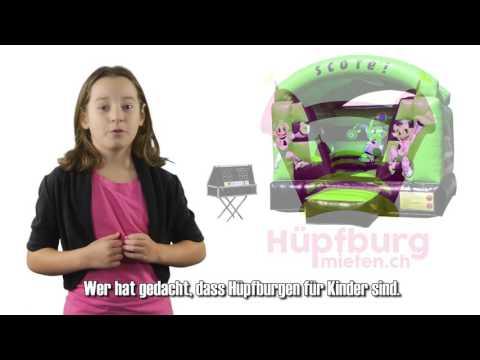 Hüpfburg spielen ist voll im Trend für Kinder und Erwachsene