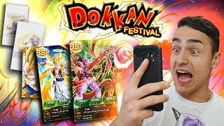 TROVIAMO TUTTO! Super Gogeta e Janemba - Dragon Ball Z Super Dokkan Battle Festival