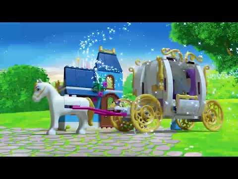 Vidéo LEGO Disney 41147 : L'aventure enneigée d'Anna