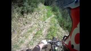 preview picture of video 'SALISCENDI MTB - DECCIO DI BRANCOLI'