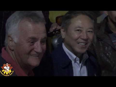 Deputado Federal Walter Shindi Ihoshi prestigiando a Festa Junina de Juquitiba 2018
