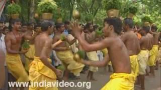 Kumbamkudam - An offering to Goddess Bhadrakali