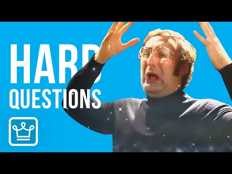 15 Most Thought Provoking Questions