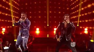 BELLA REMIX WOLFINE FT MALUMA PREMIOS JUVENTUD 2018 4K Reggaeton