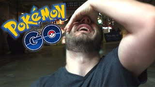 Pokémon Go - RARE POKEMON FAILS