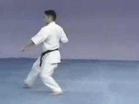 Taikyoku sono Ni Kyokushinkai kata