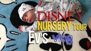 Disney Nursery Tour - Evynne Hollens