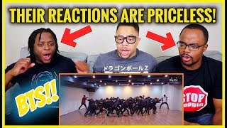 Their REACTIONS Are PRICELESS | BTS 'Golden Disk Awards 2018' Dance Practice REACTION!!