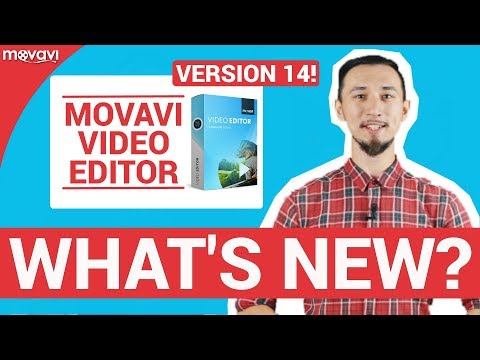 Introducing Movavi Video Editor 14 - What's new?