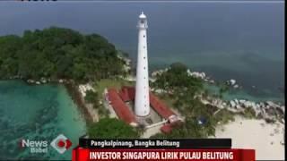 PENGUSAHA BELITUNG DATANGKAN LIMA INVESTOR ASING | INEWS TV