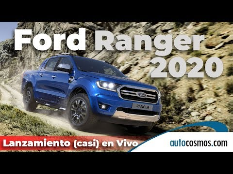 Ford Ranger 2020 Lanzamient