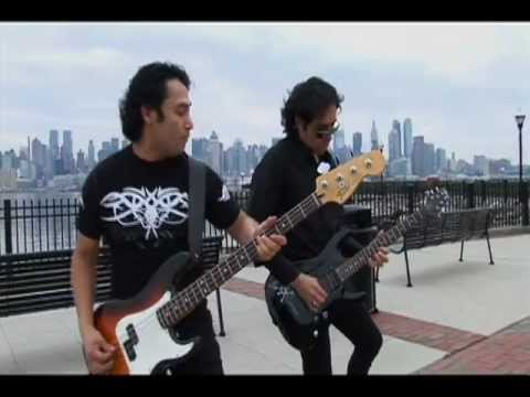 Un blues en Nueva York / Connekte (official video) 100 % Rock Mexicano