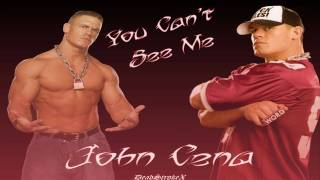 John Cena - Don't Wanna Fuck With Us