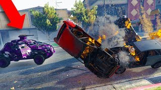 HOW TO TURN YOUR INSURGENT INTO A KILLING MACHINE! | GTA 5 THUG LIFE #246